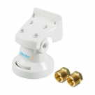 Filter Head with 3/8 Female BSP and Filter Housing Mounting Bracket