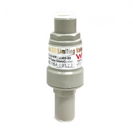 "Dual CV Limiting Valve 3/8"" Tube Inlet/Outlet"