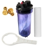 Caravan Water Filter System | RV water filter single type with sediment filter