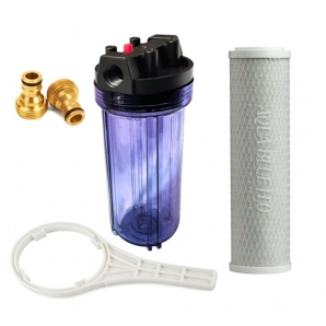 Caravan Water Filter System | RV water filter single type
