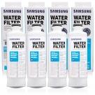 4X Samsung Genuine DA97-17376B Refrigerator Water Filter HAF-QIN/EXP