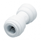 "UNION CONNECTOR - 1/4""tube x 1/4""tube ORIGINAL DM FITTING"