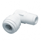 "MALE ELBOW - 1/4""tube x 1/8""NPTF ORIGINAL DM FITTING"