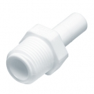 "STEM ADAPTOR - 1/4""stem x 1/8""NPTF ORIGINAL DM FITTING"