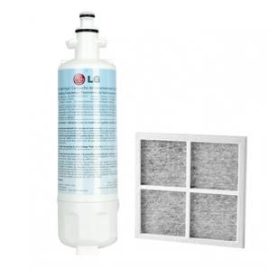 LG fridge filter ADQ36006101 + Fridge Air Filter LT120F(1pack) SET
