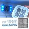 2x LG Replacement Water Filter LT700P + 2x LT120F Generic Air Filter
