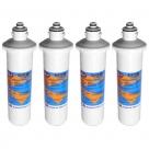 4x Omnipure E5515-SB Everpure Compatible Water Filter QL1 S-54 WFA
