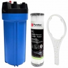 Whole House Water System with Puretec Pleated Sediment PL201