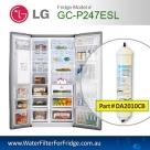 LG EXTERNAL FRIDGE FILTER FOR GC-L197NIS FILTER BL9808/5231JA2012A