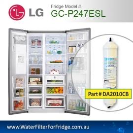 LG External Fridge Filter for GC-P247ESL Filter BL9808/5231JA2012A