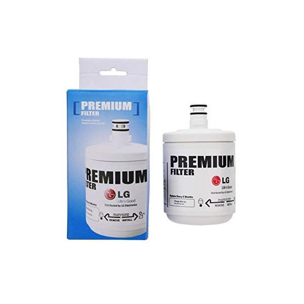 2 pack LSC26905TT LG PREMIUM FILTER LT500P 5231JA2002A Water Filter MICROFILTER