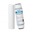 "3M Cuno Aqua-Pure AP2200C Replacement Filter Set 5 Micron  AP110 and  AP117 10"""
