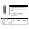 3M Cuno Aqua-Pure AP2200C Replacement Filter Set 5 Micron  AP110 and  AP117 10