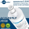 Aqua Blue H20 AB812WF Water filter fits InSinkErator F701R 3M AP3-765S Hot Water Tap