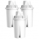 3 x Brita Classic Compatible Water Filter Cartridges Triple Pack