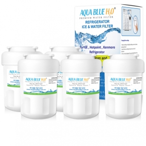 5x GE MWFP SmartWater Internal Fridge Filter Generic