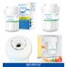 10x GE MWF MWFP SmartWater  Internal Fridge Water Filter by  Aqua  Blue H20