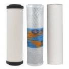 Undersink Water Filter Cartridges Doulton W9223006, Omnipure OMB934 5 MIC, Sediment Filter - Complete Set