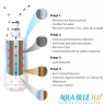 Aqua Blue H20 AB912WF Water filter fits INSINKERATOR F-601 FILTER CARTRIDGE FOR HOT WATER DISPENSER