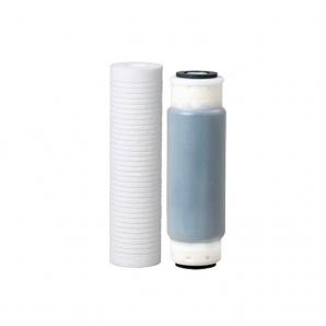 "3M Aqua-Pure AP2200C Replacement Filter Set 5 Micron AP110 + AP117 10"""