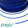 "40 Meters Icemaker Water Filter Hose Blue 1/4"" 6mm NSF LLDPE 15 Bar"
