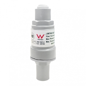 "3/8"" Pressure Limiting Valve with Dual Check PLV 3/8"""