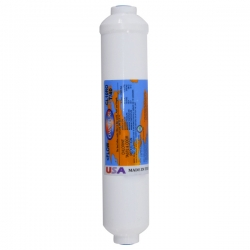 Omnipure CL10RO T40 GacCarbon 5 Micron Inline Water Filter
