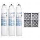 3x LG Internal filter M7251242FR-06 + 1x Air Filter (LT120F)
