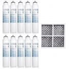 10x LG  Internal  filter  M7251242FR-06 Combo with Air Filter LT120F