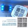4x LG  Internal  filter  M7251242FR-06 with 4x Air Filters LT120F