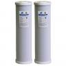 "Pure  91451/N  4.5""x 20"" Big Blue Coconut Carbon Block 5 Micron Filter"