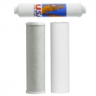 Clean& Clear 3 Stage Filter cartridge set