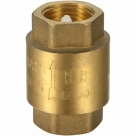 Brass Single Non Return Check Valve 1/2(15MM) in BSPP