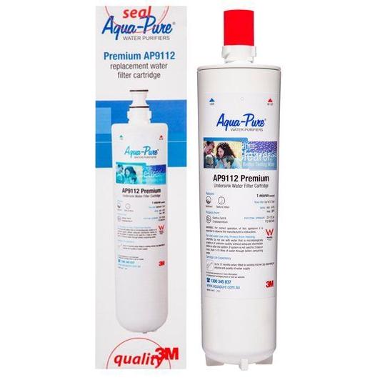 Genuine  3M Aqua-Pure 1 micron filter cartridge AP9112 AK200115686