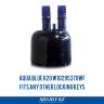 Whirpool Air Filter+W10295370x4 Set by Aqua Blue H20