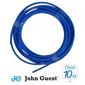 """John Guest 1/2"""" Tubing High Pressure Blue Caravan 10 Metres"""