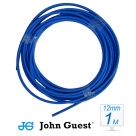 John Guest 12mm Tubing High Pressure Blue Caravan 1 Metre