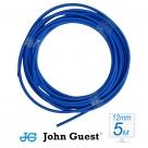 John Guest 12mm Tubing High Pressure Blue Caravan 5 Metres