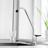 Faucet Water Filter Reverse Osmosis Faucet Tap With Black Lever