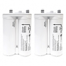 2X Genuine Frigidaire PureSource2 Fridge Water Filter 240396407K, FC-100, WF2CB