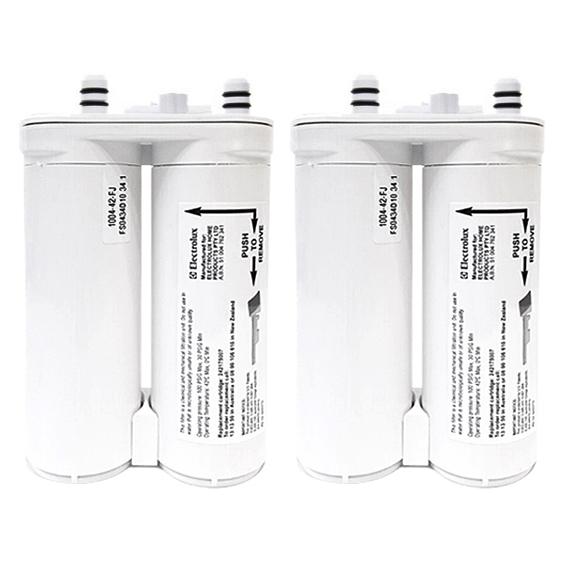 2X Genuine Frigidaire PureSource2 Fridge Water Filter 240396407K, FC-100, WF2CB