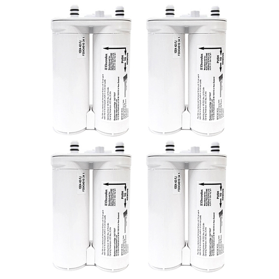 4X Genuine Frigidaire PureSource2 Fridge Water Filter 240396407K, FC-100, WF2CB