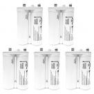 5X Genuine Frigidaire PureSource2 Fridge Water Filter 240396407K, FC-100, WF2CB