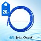 "John Guest 1/2"" Tubing High Pressure Blue 20 Metres"