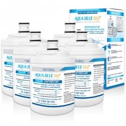 5x Maytag Fridge Filter UKF7003AXX Replacement Aqua Blue UKF7003AWF