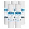 "Aqua Blue H2O 10"" Polyspun Sediment Water Filter Cartridge 5 Mic"