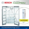 740560  9000-077104 FRIDGE MODEL NUMBER KAD62V70AU  UltraClarity Fridge Filter for Bosch