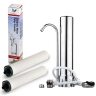 Stainless Steel Countertop Doulton Water Filter System 10""