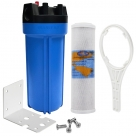 Whole House Water System with Omnipure Carbon Block Filter OMB934 10 Mic