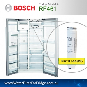 RF461  740560  9000-077104 Fridge Model Number KAD62V70AU  UltraClarity Fridge Filter for Bosch 4th of April